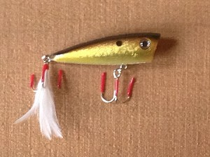 Yellow Magic YM-B13 Tennessee Shad 1/4 Oz.